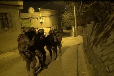Şırnak'ta PKK operasyonu: 21 gözaltı