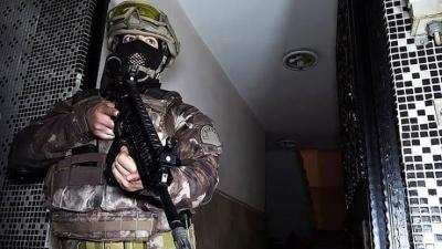 Şırnak'ta PKK ve FETÖ operasyonlarında yakalanan 12 şüpheliden biri tutuklandı