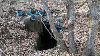 Şırnak'ta PKK'lılara Ait 23 Sığınak ve Barınak Bulundu