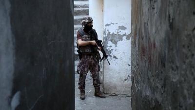 Şırnak'ta PKK'ya yönelik operasyonda, 5 şüpheli yakalandı