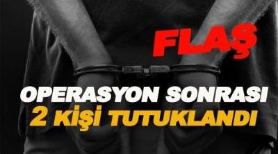 Şırnak'ta terör operasyonlarında gözaltına alınan 11 kişiden 2'si tutuklandı