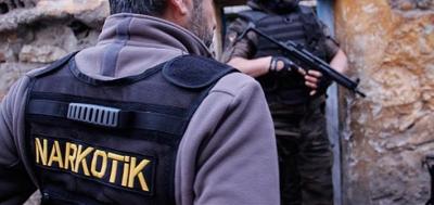 Şırnak'ta uyuşturucu ve kaçakçılık operasyonlarında 47 şüpheli yakalandı