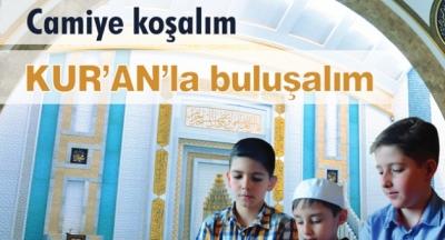 Şırnak'ta Yaz Kur'an Kursları Başladı