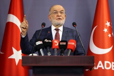 Temel Karamollaoğlu: Asgari ücret 4 bin 500 lira olmalı