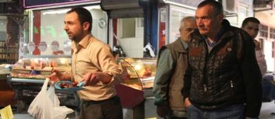 Türkiye'de her 100 kişiden 2'si esnaf
