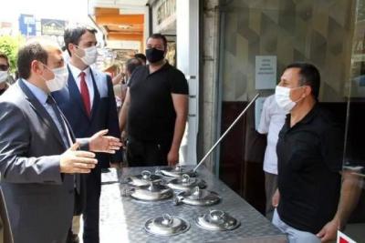 Vali Pehlivan: Şırnak'ta koronavirüs vakaları düşüşe geçti